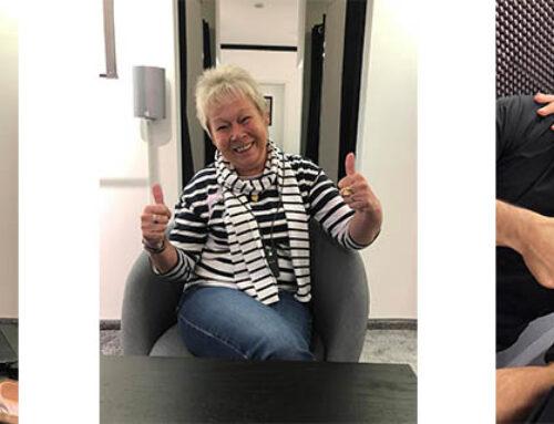 Glückliche Kunden bei Hörgeräte Detter in Regensburg