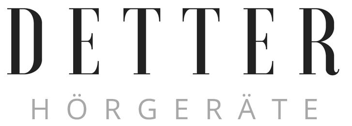Hörgeräte Detter Logo