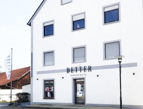 Eröffnung Filiale – Hörgeräte Detter Obertraubling